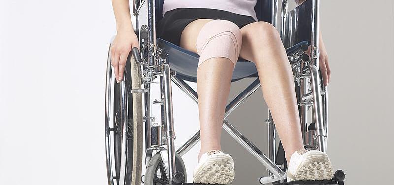 handicap, vozík, úraz
