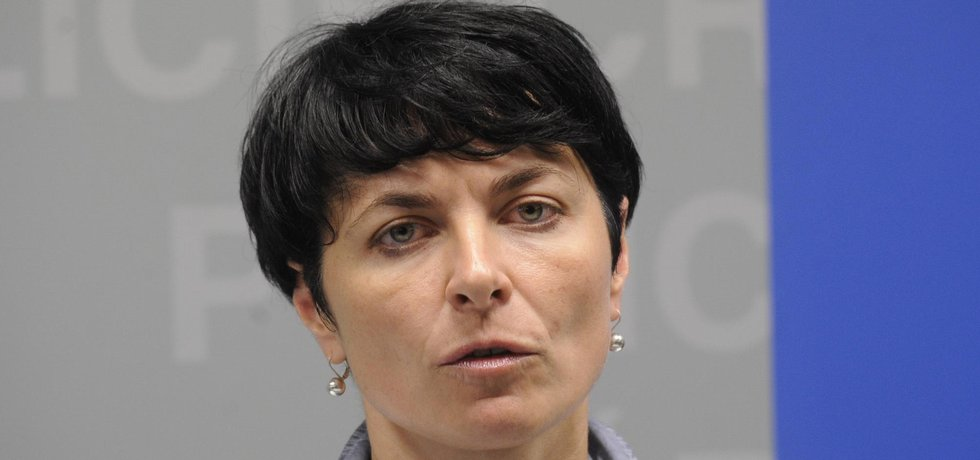 Pražská vrchní státní zástupkyně Lenka Bradáčová.