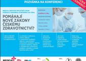 Pomáhají nové zákony českému zdravotnictví? - pozvánka