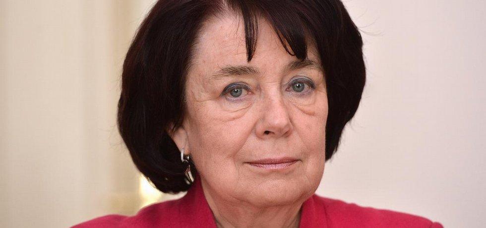 Vědkyně a senátorka Eva Syková