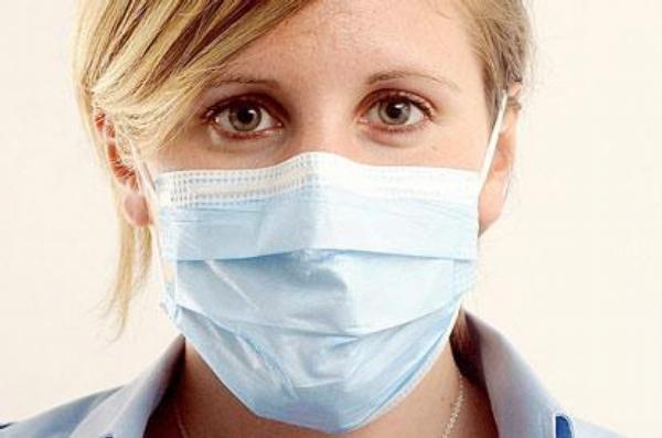 chřipka, rouška