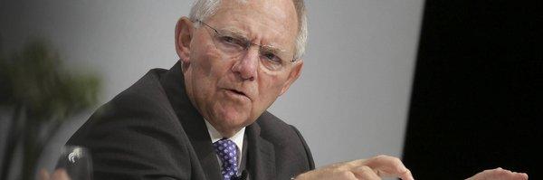 Schäuble: Pro odměny vedení VW v době rekordní ztráty nemám pochopení
