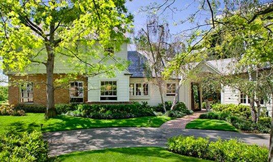 Dům Harrisona Forda