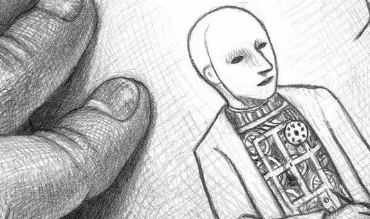 Brian Selznick: Hugo a jeho velký objev