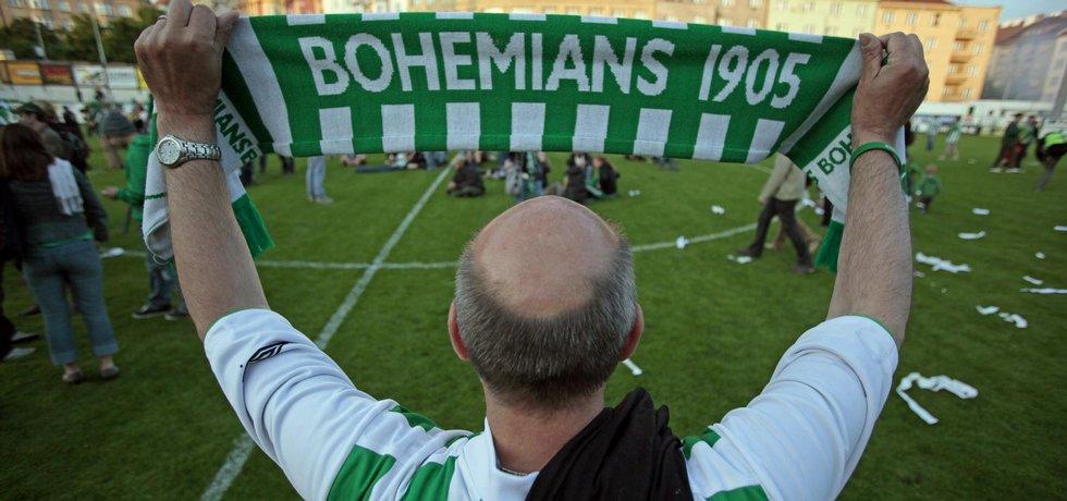 Bohemians 1905 - stadion ve Vršoviciích