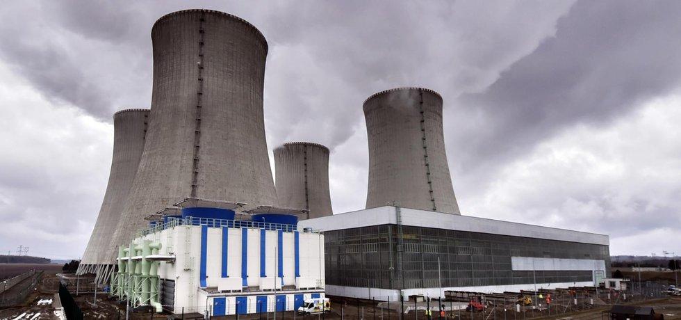 Jaderná elektrárna Dukovany (Zdroj: ČTK)