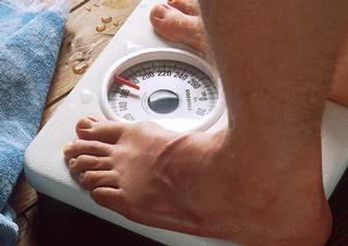 obezita, váha