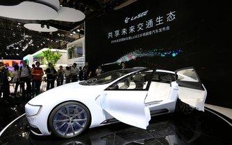 Dubnová premiéra vozu LeEco LeSee v Pekingu