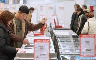 Ruský prodejce elektroniky Eldorado