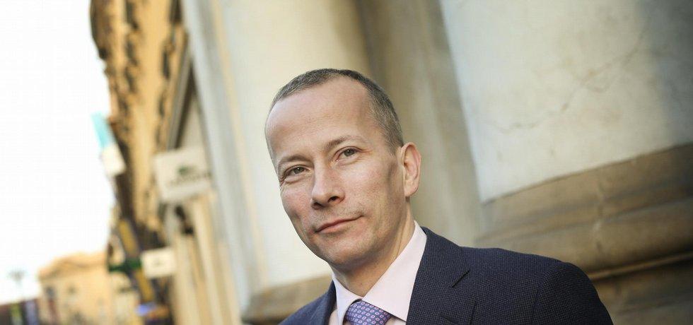 Kamil Blažek, předseda Sdružení pro zahraniční investice AFI.