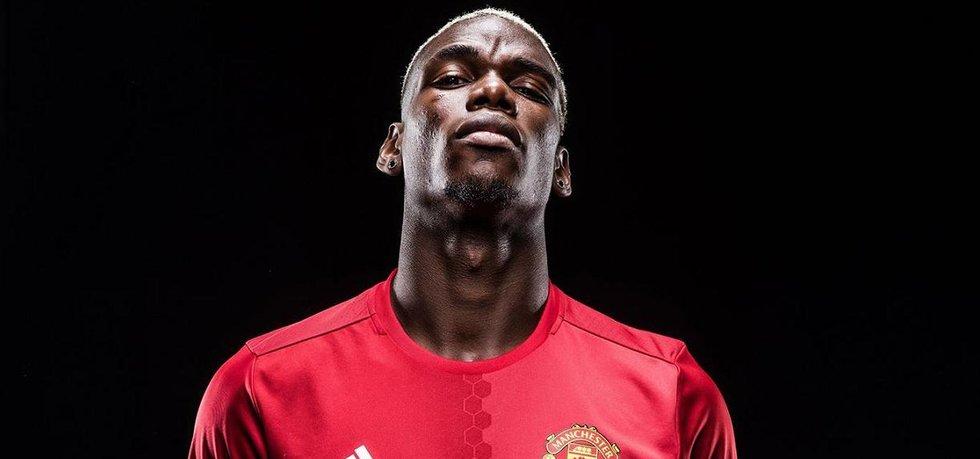 Paul Pogba, nejdražší fotbalista historie (Zdroj: Facebook)
