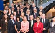 Nastupuje nová Evropská komise pod vedením Lucemburčana Junckera