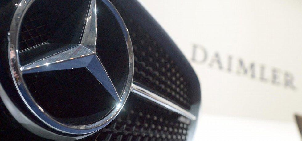 Daimler, Mercedes-Benz