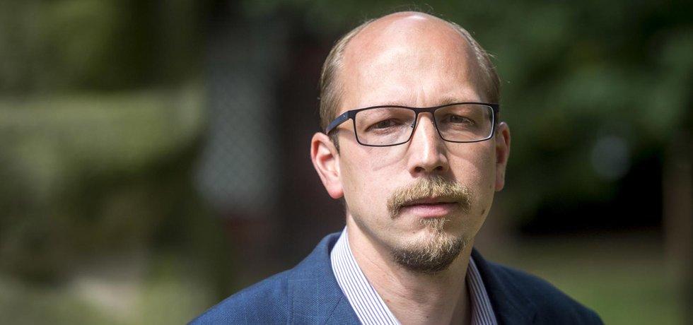 Jiří Štěpán, lídr ČSSD v Královéhradeckém kraji a nastupující hejtman