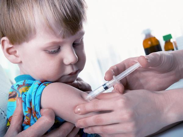 očkování, injekce, vakcinace