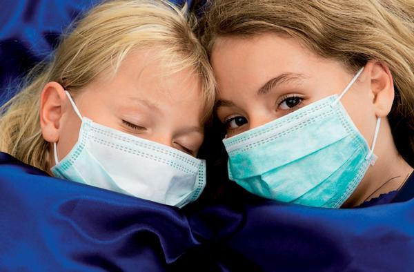 Infekční nemoci hrozí i v zimě