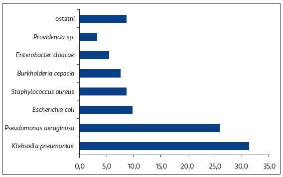 Volba antibiotik v intenzívní péči