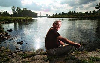 Geolog Václav Cílek (foto Martin Pinkas/Euro)