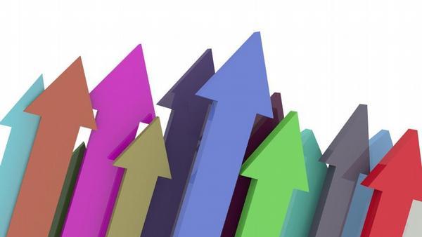 šipka, růst, nárůst,  vzestup