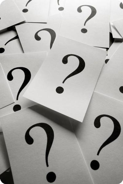 otazník, otazníky, otázky, nejasnosti