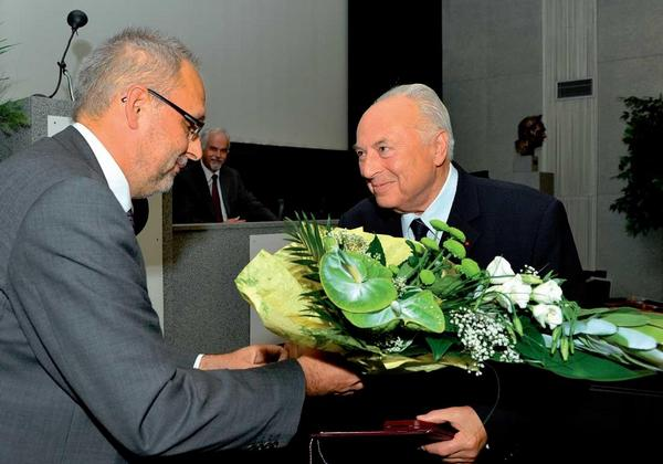 80. narozeniny profesora Jaroslava Blahoše