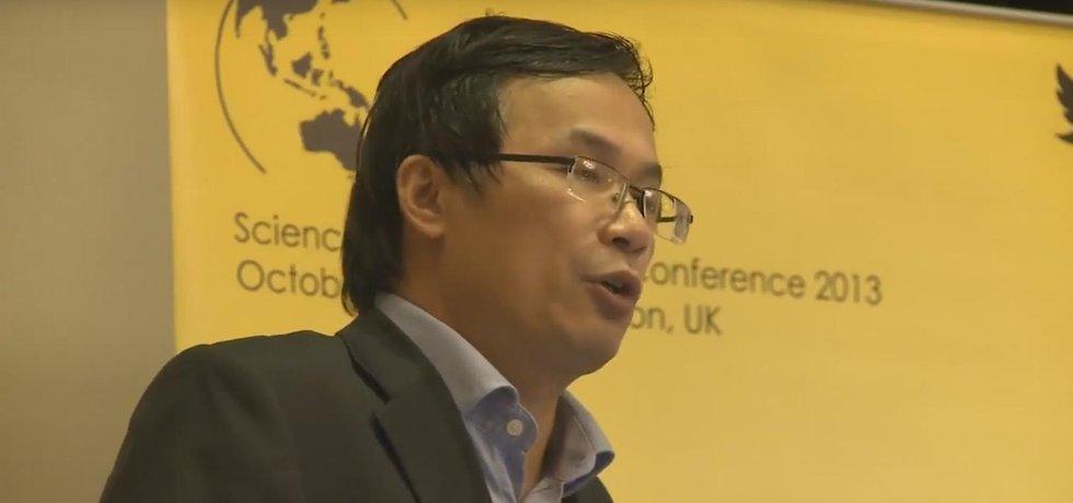 Frank Wang generální ředitel DJI