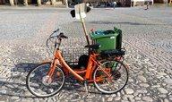 Češi dodají elektrické tříkolky pro chorvatské metaře