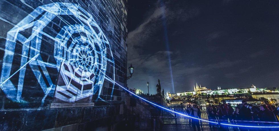 Ve čtvrtek začal festival světla Signal