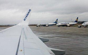 Ryanair, ilustrační foto