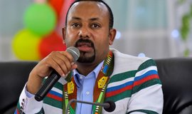 Premiér Etiopie Abiy Ahmed získal Nobelovu cenu za mír