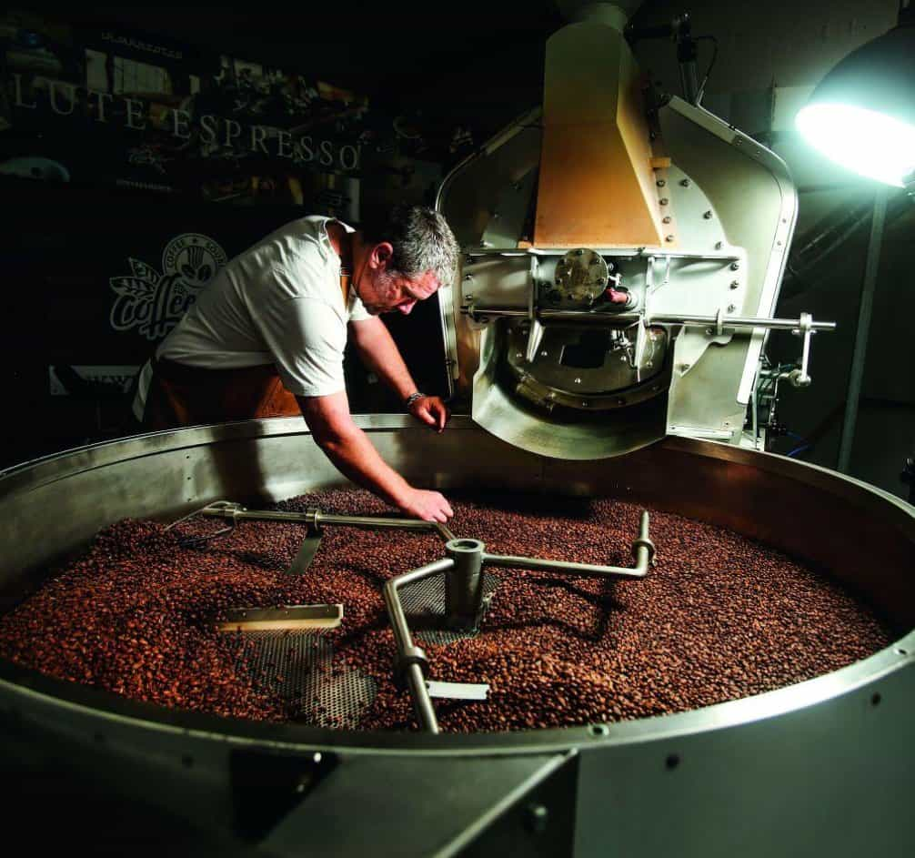 Tohle je česká kavárna, ilustrační foto
