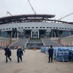 Petrohradský stadion je černou můrou organizátorů světového šampionátu