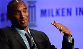 Bývalý basketbalista a dnes úspěšný byznysmen Kobe Bryant