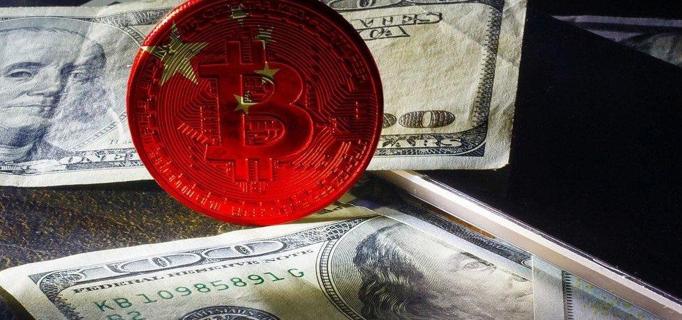 Číňané si za bitcoiny kupují nemovitosti, ilustrační foto