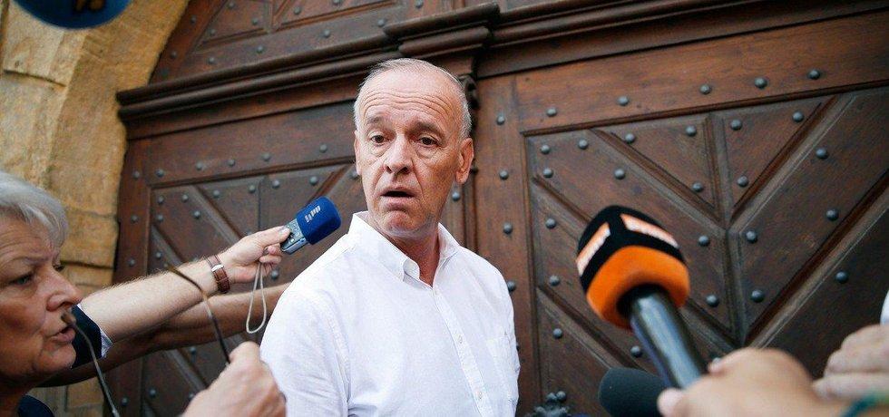 Správce konkurzní podstaty po zkrachovalém H-Systemu Josef Monsport