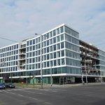 Budova Visionary v Holešovicích