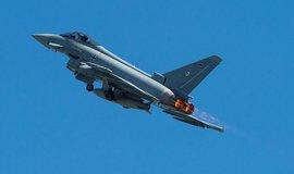 Eurofighter - ilustrační foto