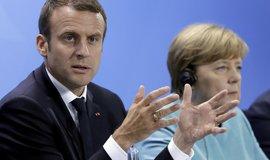 Francouzský prezident Emmanuel Macron mezi migranty rozlišuje podle jejich motivace