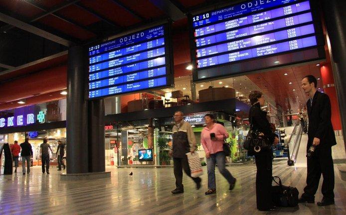 Památník bude stát na hlavním nádraží
