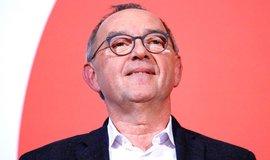 Německou SPD povede ministr dluhů. Nelíbí se mu vyrovnaný rozpočet