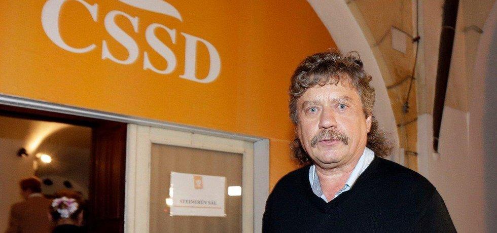 Europoslanec za ČSSD Jan Keller