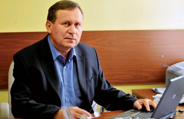 Předseda rady AČMN Eduard Sohlich.