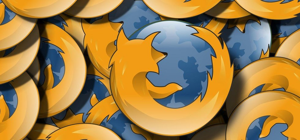 Firefox, ilustrační foto