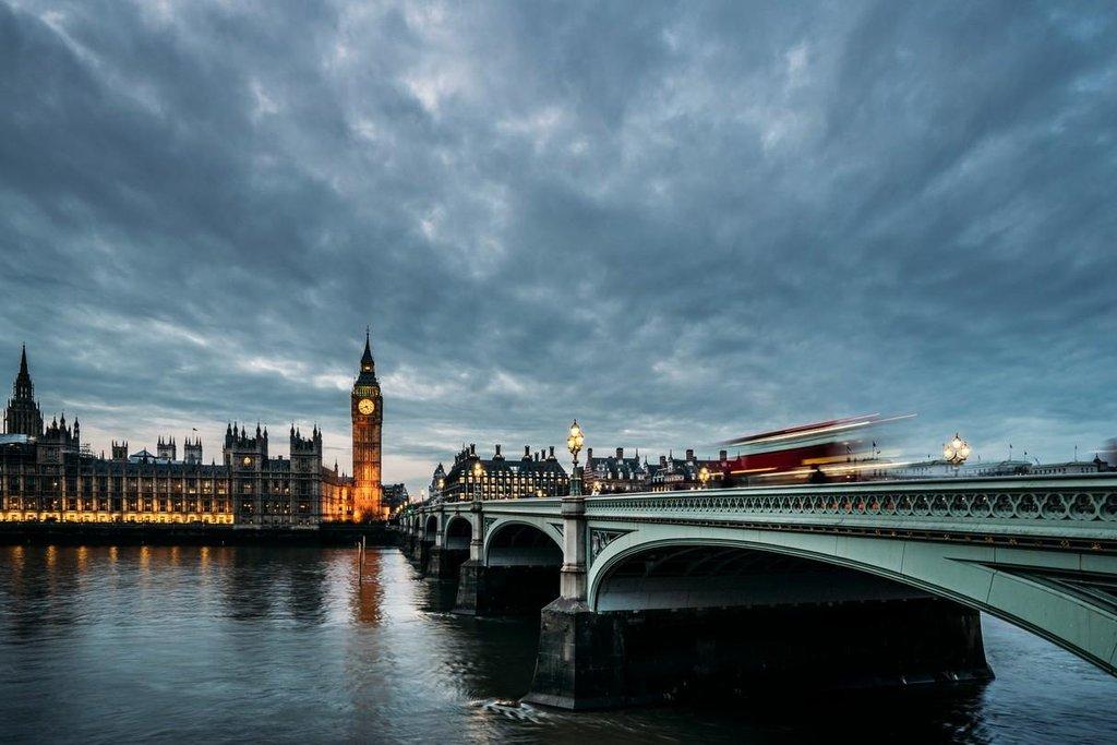 2. Londýn (Velká Británie)