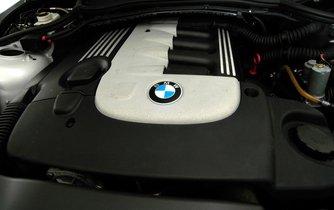 Dieselový motor BMW, ilustrační foto