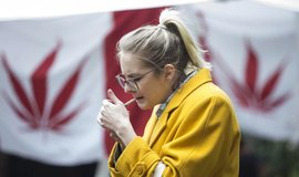 Legalizace marihuany v Kanadě, ilustrační foto