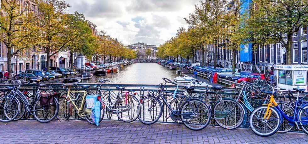 Amsterdam, ilustrační foto