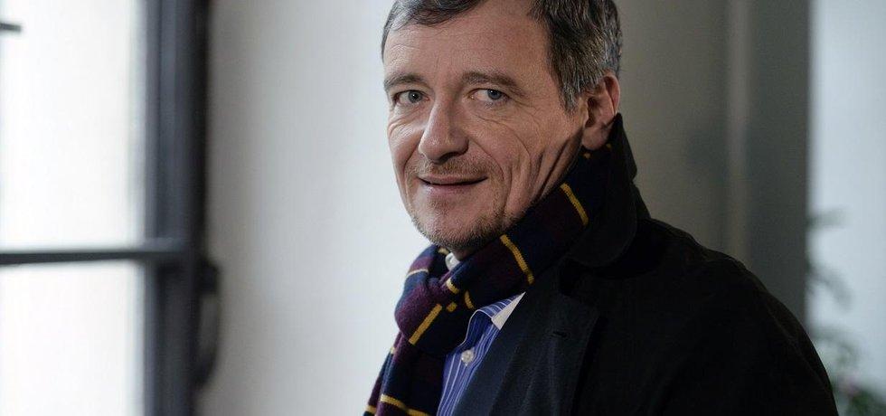 Bývalý středočeský hejtman David Rath u Krajského soudu v Praze