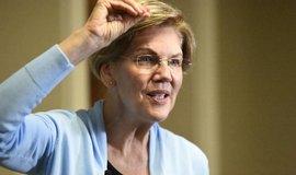 Kandidátka na prezidentku USA Elizabeth Warrenová