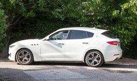 Luxusní vůz Maserati Levante
